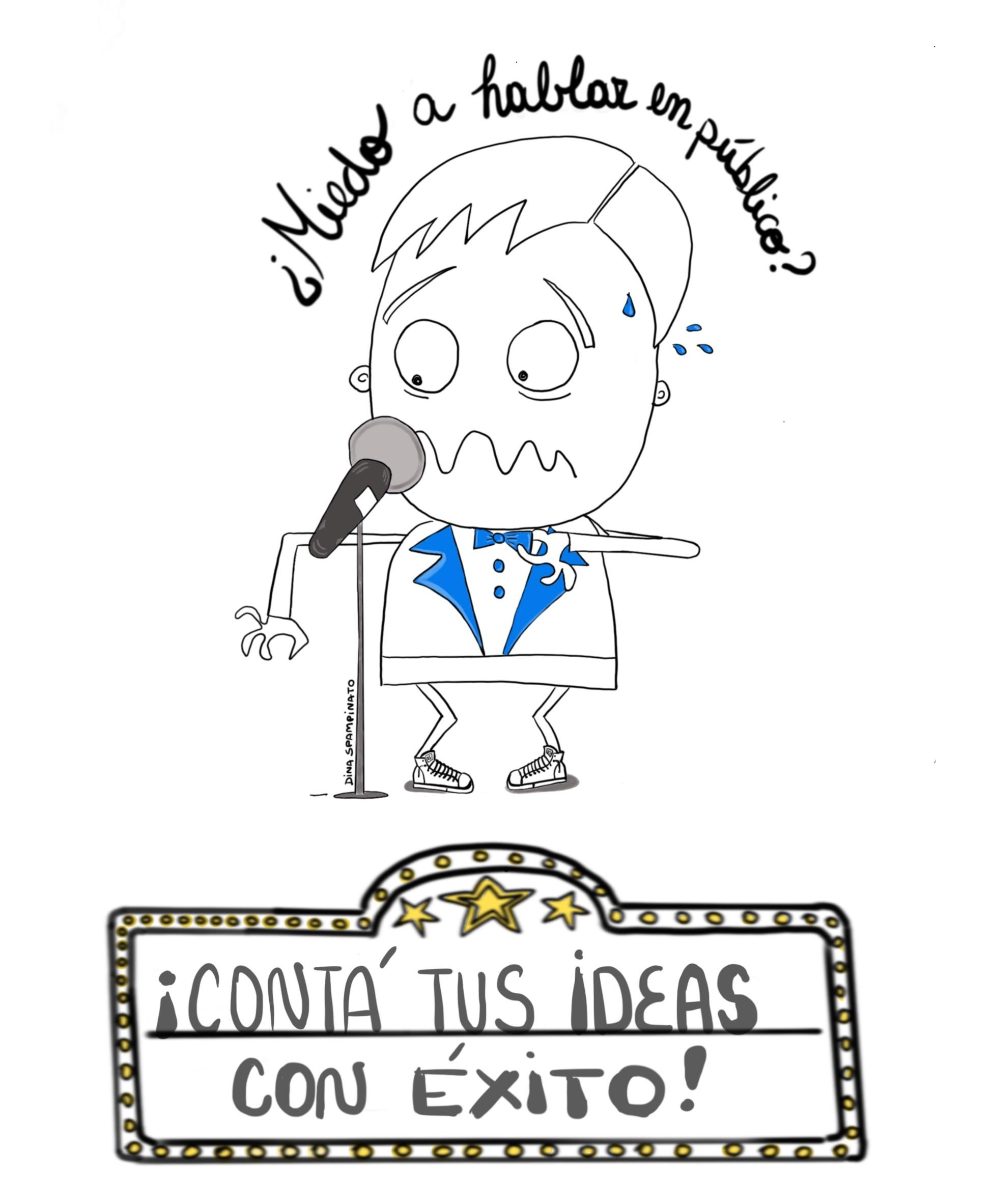 Oratoria_Miedo a hablar en publico_Dina Spampinato