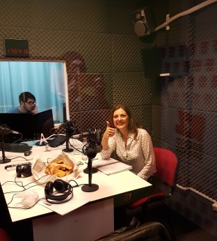 Radio Zónica. Oratoria Plus.