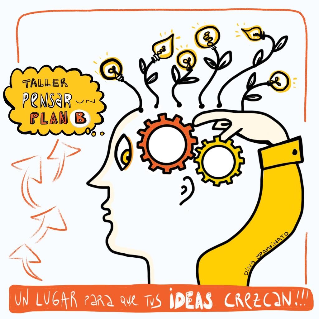 Este es un taller 100% práctico, que te va a ayudar a bajar tus ideas de la cabeza, para llevarlas a papel y empezar a accionar en eso que estás imaginando hace mucho tiempo! LLEVÁ TUS IDEAS A LA ACCIÓN!